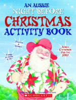 Aussie Night Before Christmas : Activity Book : Activity Book - Yvonne Morrison