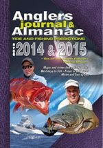 Anglers Journal & Almanac 2014-2015 - Bill Classon
