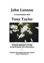 John Lennon in Conversation with Tony Taylor - Dr Tony Taylor