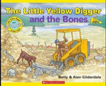 Little Yellow Digger And The Bones : Trace 'n' Race Box Set - Betty Gilderdale