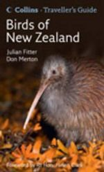 Birds of New Zealand - Julian Fitter