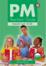 PM Emerald Teacher's Guide : Emerald Level - Lesley Wing Jan
