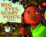 Big Eyes, Scary Voice - Edel Wignell