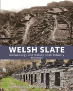 Welsh Slate : Archaeology and History of an Industry - David Gwyn