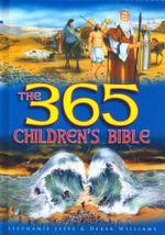 The 365 Childrens Bible - Stephanie Jeffs