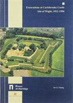 Excavations at Carisbrooke Castle, Isle of Wight, 1921-1996