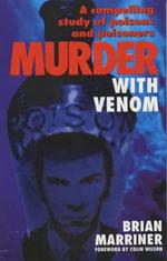 Murder With Venom - MARRINER BRIAN