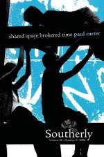 Shared Space Brokered Time : Volume 66, Number 2 - Paul Carter