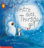 Where Does Thursday Go? - Janeen Brian