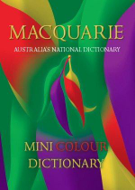 Macquarie Mini Colour Dictionary :  A - Z of Synonyms - Macquarie Library