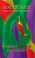 Macquarie Compact Colour Dictionary - Macquarie Library