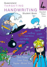 Targeting Handwriting : QLD Year 4 Student Book - Jane Pinsker