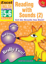 Reading with Sounds (2) : Excel English Early Skills Ages 5-6: Book 9 of 10 - Hunter Calder