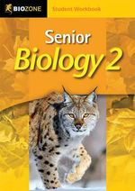 Senior Biology 2 2011 Student Workbook - Richard Allan