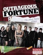 Outrageous Fortune : The West Family Album - Rachel Lang