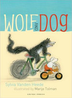 Wolf and Dog - Sylvia Vanden Heede