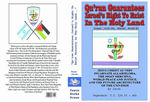 Peace Process in the Holy Land, Qur'an Guarantees the Children of Israel a Secure Dwelling in All Canaan (Yunus