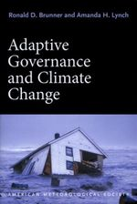 Adaptive Governance and Climate Change - Ronald D. Brunner