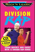 Division Rap [With Book(s)] : Rock 'n Learn - Rock N Learn