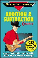 Addition & Subtraction Country [With Book(s)] - Rock N Learn