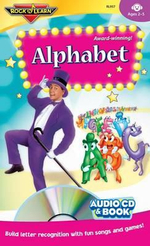 Alphabet [With Book(s)] [With CD] - Rock N Learn