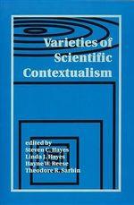 Varieties of Scientific Contextualism - Steven C. Hayes
