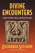 Divine Encounters : A Guide to Visions, Angels and Other Emissaries - Zecharia Sitchin