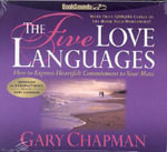 Five Love Languages : The Secret to Love That Lasts - Gary Chapman