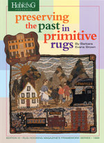 Preserving the Past in Primitive Rugs - Barbara Evans Brown