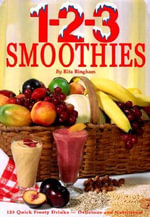 1-2-3 Smoothies - Rita Bingham
