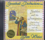Galileo & the Stargazers : Including Archimedes and the Golden Crown - Jim Weiss