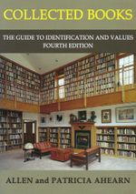Collected Books : The Guide to Identification and Values - Allen OSB Ahearn