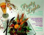 Party Lights : Healthy Party Foods and Earthwise Entertaining - Linda Page
