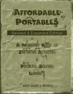 Affordable Portables : A Working Book of Initiative Activities and Problem Solving Elements 2ed - Chris Cavert