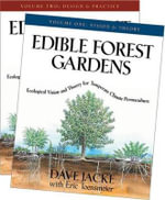 Edible Forest Gardens : Ecological Design And Practice For Temperate - Dave Jacke