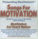 Songs for Motivation : Motivation for the Nation - Michele Blood