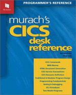 Murach's CICS Desk Reference : Programmer's Reference - Raul Menendez