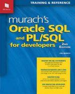 Murachs Oracle SQL & Pl / SQL for Developers - Joel Murach