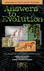 Answers to Evolution -  Rose Publishing