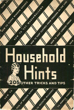 Household Hints : 205 Other Tricks and Tips - Anonymous