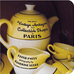 The Best Vintage, Antique and Collectible Shops in Paris - Edith Pauly