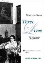 Three Lives - Gertrude Stein