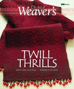 The Best of Weaver's Twill Thrills : The Best of Weaver's - Madelyn van der Hoogt