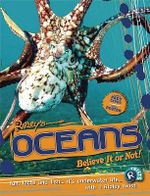 Ripley Twists : Oceans : Ripley's Twists - Camilla de La Bedoyere