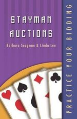 Stayman Auctions : Practice Your Bidding - Barbara Seagram