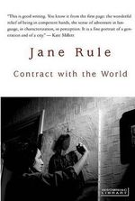 Contract with the World - Jane Rule