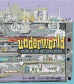 Underworld : Exploring the Secret World Beneath Your Feet - Jane Price