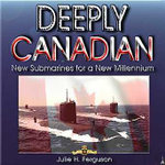 Deeply Canadian - Julie H. Ferguson