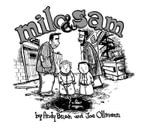 Milo & Sam : In... Pastoral Return - Andy Brown