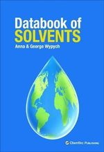Databook of Solvents - Anna Wypych